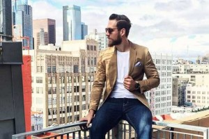 4 راه برای پوشیدن کت اسپرت