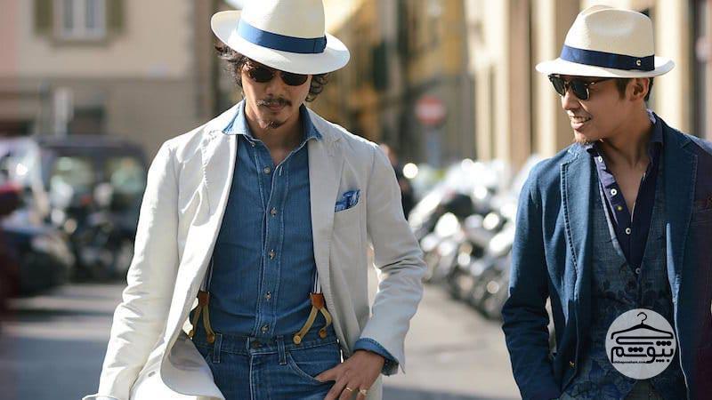 انواع کلاه مردانه را بشناسید