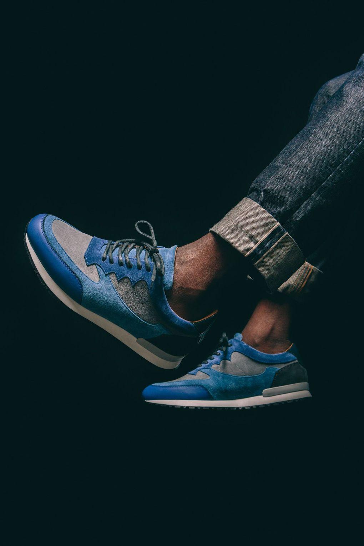 ع کفش اسپرت پا برای پروفایل مدل کفش اسپرت زنانه برند.