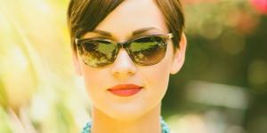 ۱۲ مدل عینک آفتابی زنانه برای تابستان امسال