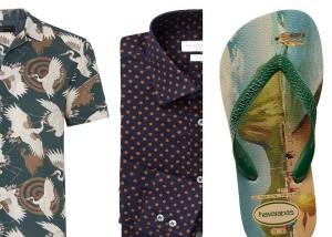 لباس های پرطرفدار مردانه در هفته گذشته