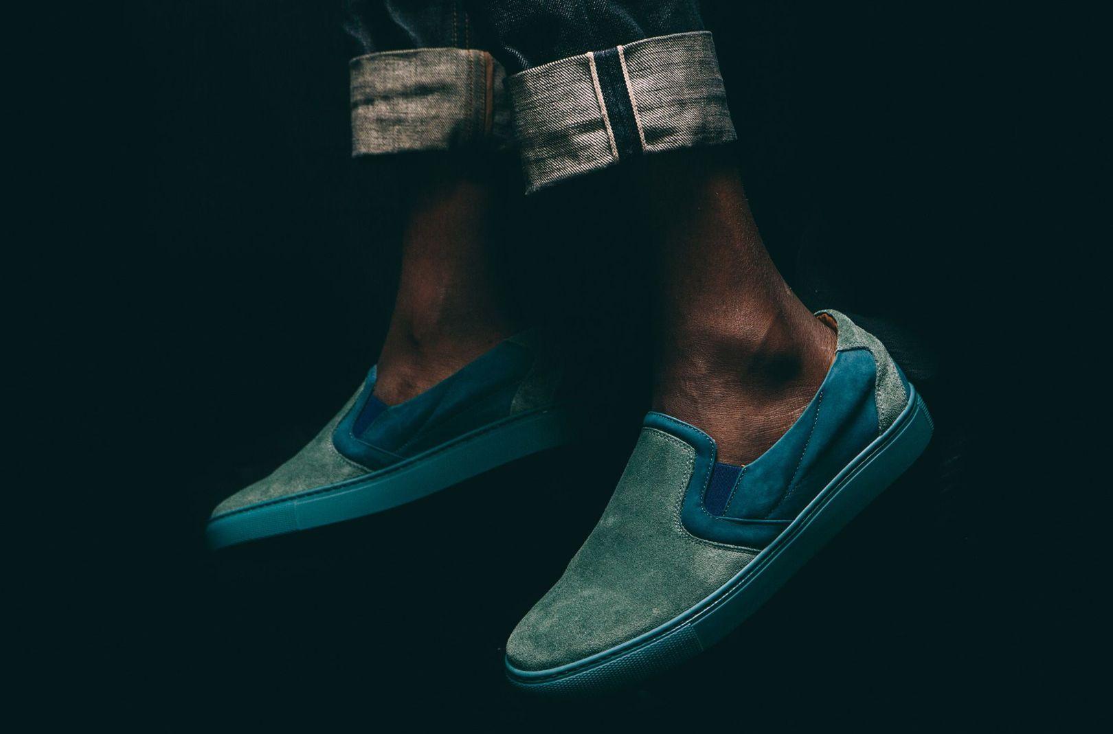 کفش کتانی های CHRISTIAN KIMBER