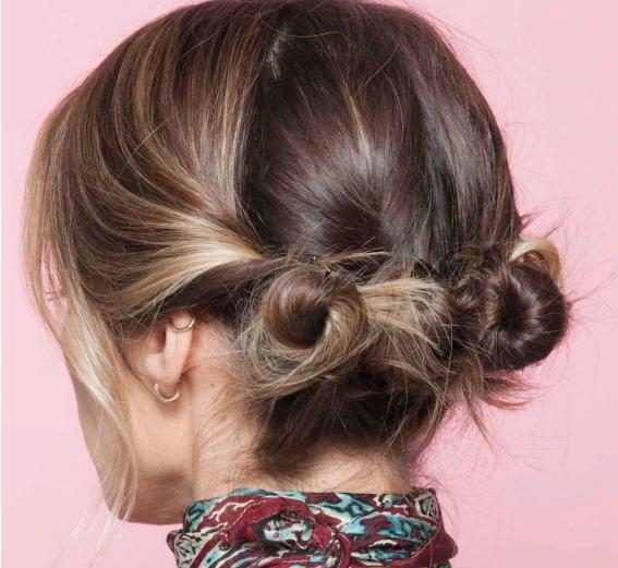 مدل موی زنانه متوسط برای تابستان