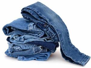 چگونه شلوار جین را سنگ شور کنیم؟