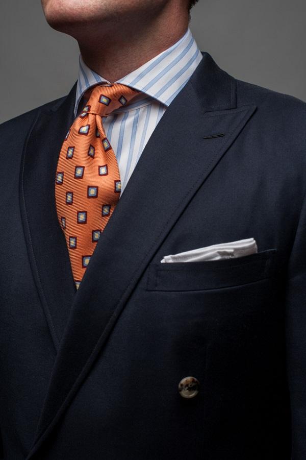 مدل یقه پیراهن مردانه