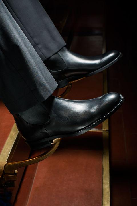 کفش رسمی مردانه Chelsea Boots