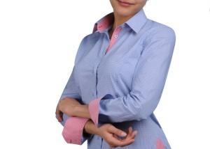 خوشتیپ شدن خانم ها با پیراهن مردانه