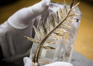 طراحی نخ طلای جشنواره کن توسط چوپارد