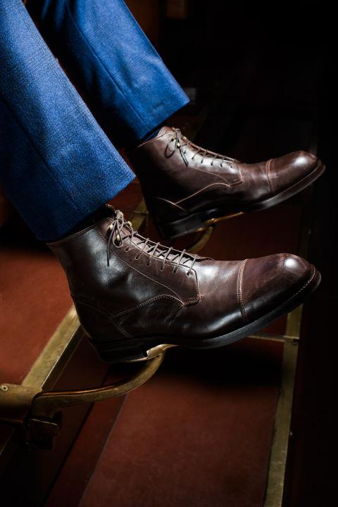 کفش رسمی مردانه Dress Boots