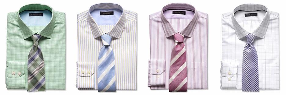 ست پیراهن و کراوات مردانه چگونه باشد؟