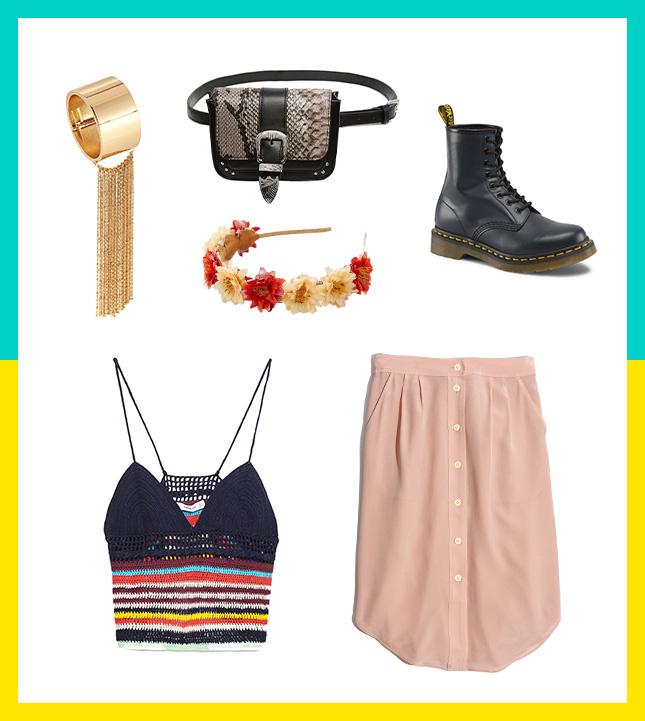 6 استایل تابستانه برای خانم های خاص