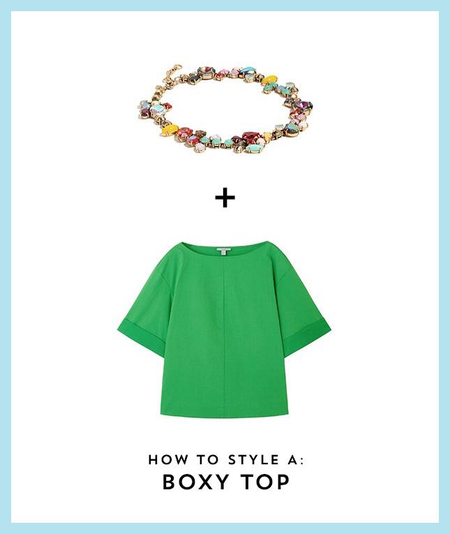 ست کردن لباس مجلسی و گردنبند
