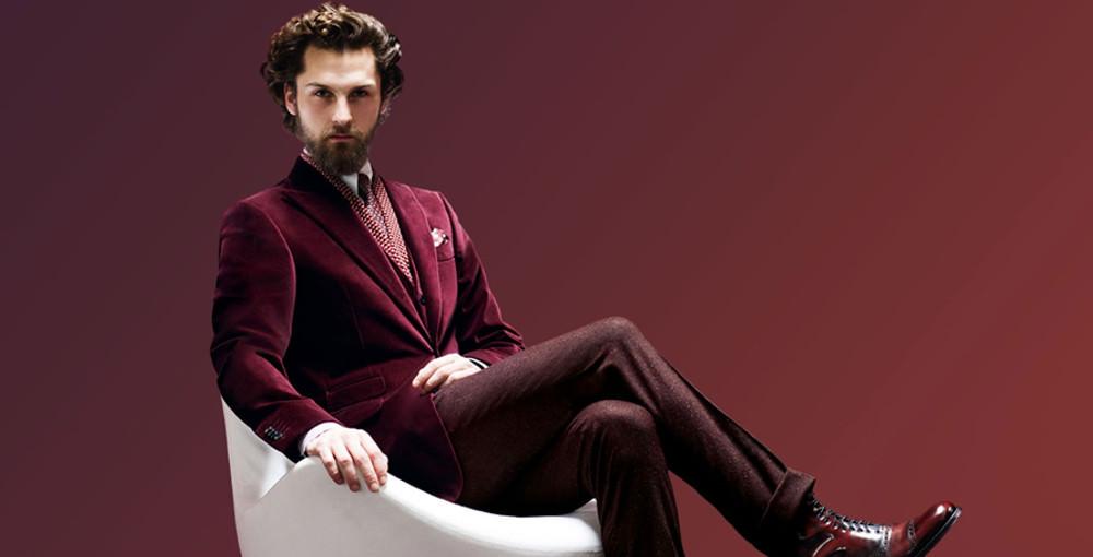 چگونه کت مخمل مردانه بپوشیم؟