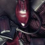 داستان برلوتی و کفش های مردانه لاکچری
