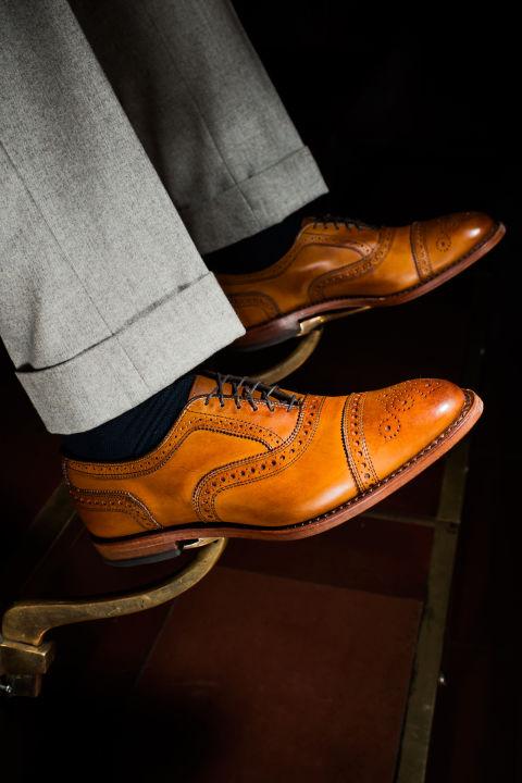 کفش مردانه رسمی مردانه Brogues