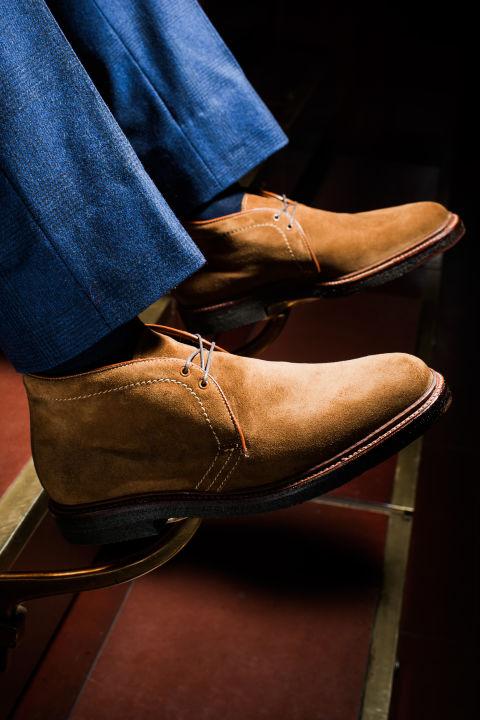 کفش رسمی مردانه Chukka Boot