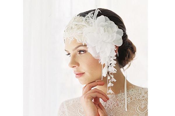 تاج های فانتزی و زیبا برای تزیین مدل موی عروس