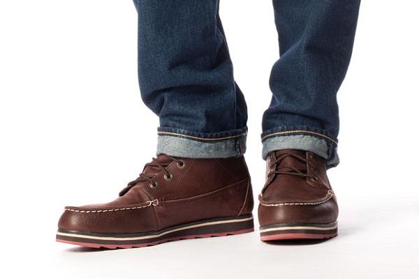3 قانون ساده برای تا زدن شلوار جین