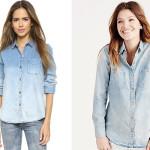 10 پیراهن جین زنانه برای تابستان