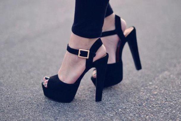 انتخاب کفش پاشنه بلند در سه گام