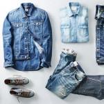 راهی بهتر برای پوشیدن شلوار جین و پیراهن