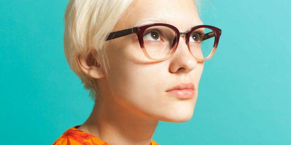 جلوگیری از سر خوردن عینک از روی بینی
