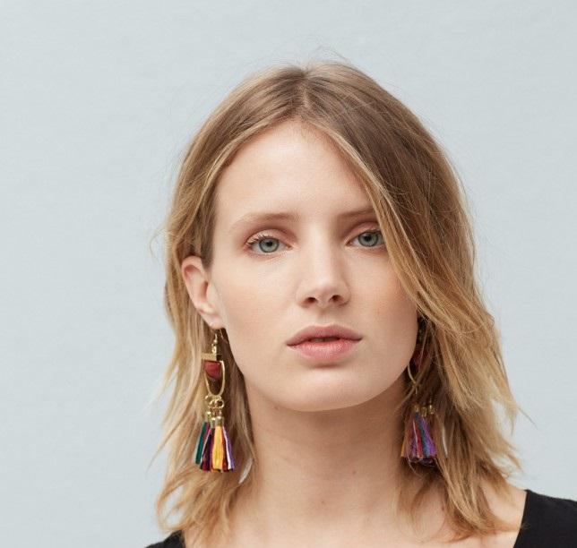 20 مدل گوشواره ی آویزان حیرت انگیز