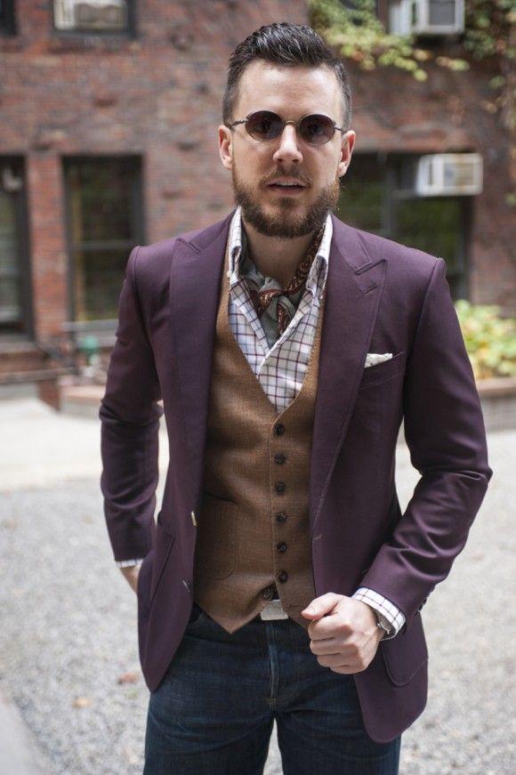 دستمال گردن مردانه و راه های انتخاب آن