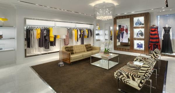 مایکل کورس جدیدترین فروشگاه خود را در لندن افتتاح کرد