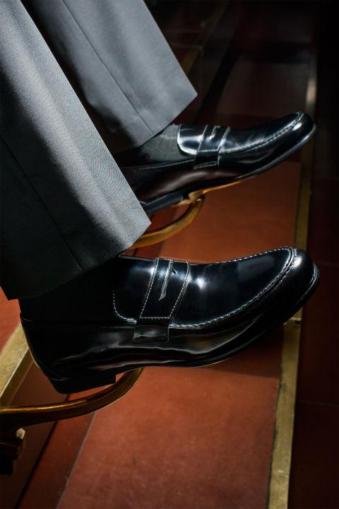کفش رسمی مردانه Penny Loafers