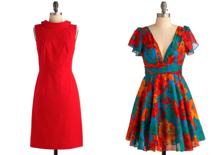 اصول انتخاب لباس مناسب برای خانم های ریز نقش
