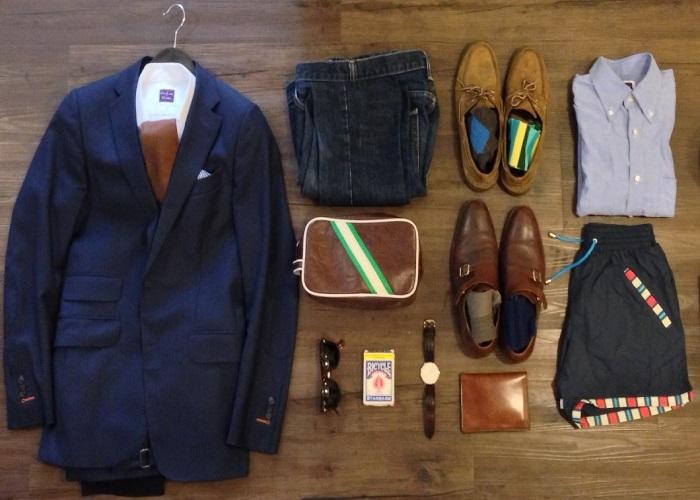 آقایان خوشتیپ در سفرهای کاری چی می پوشند؟
