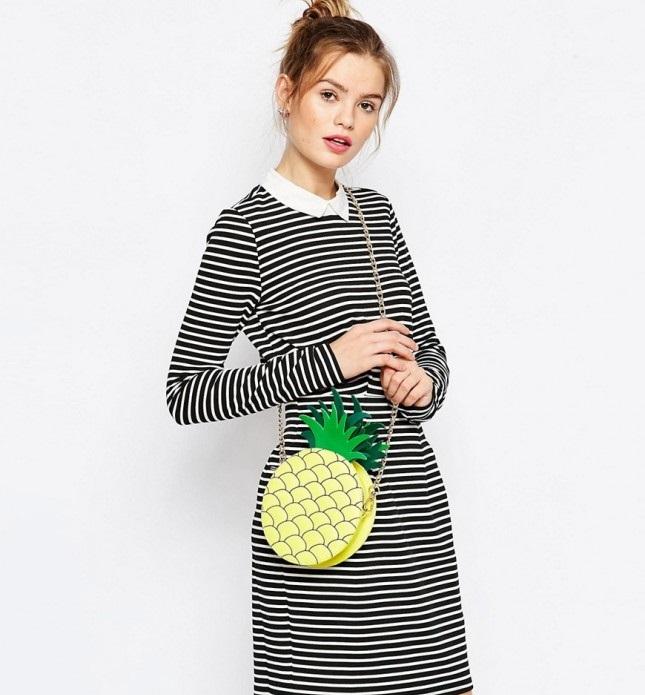 کیف های رنگین و ارزان برای خانم های خوشتیپ