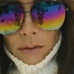 """عینک آفتابی """"رنگین کمان"""" عینک آفتابی مد سال ۲۰۱۶"""