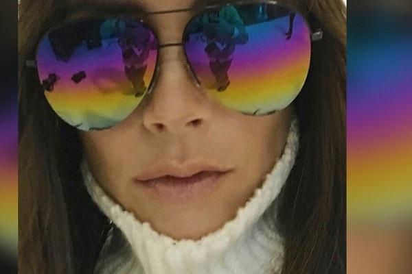 """عینک آفتابی """"رنگین کمان"""" عینک آفتابی مد سال 2016"""