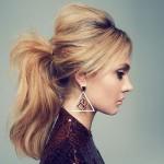 نکات و روش بستن موی دم اسبی