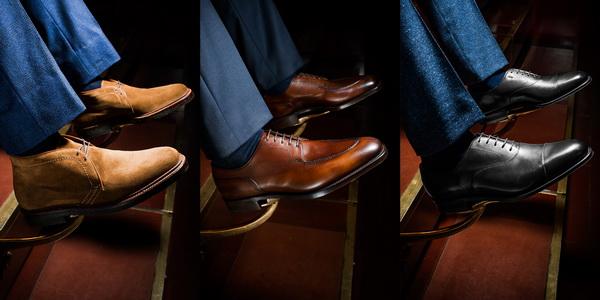 ۱۰ مدل کفش رسمی مردانه که باید داشته باشید