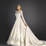 لباس عروس هایی که قرار است سال ۹۶ مد باشند