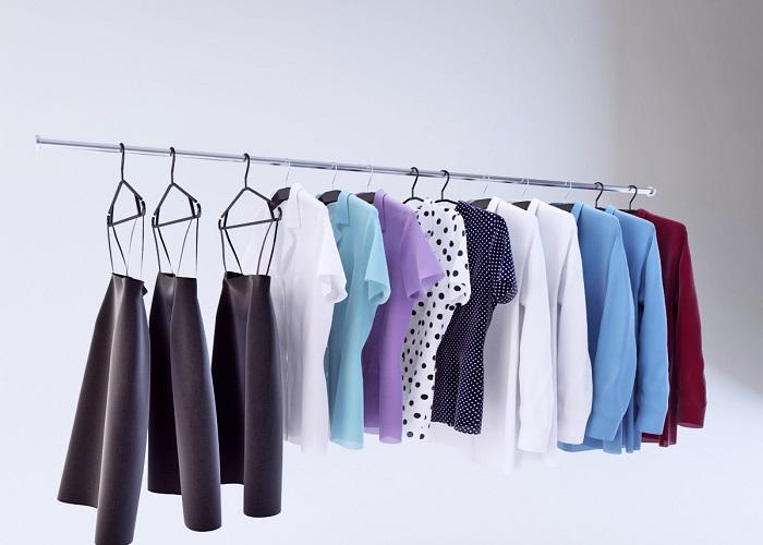 کدام لباس ها را تا کنیم و کدام ها را آویزان کنیم؟