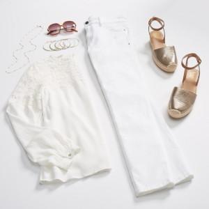 چگونه شلوار جین سفید را بشوییم؟