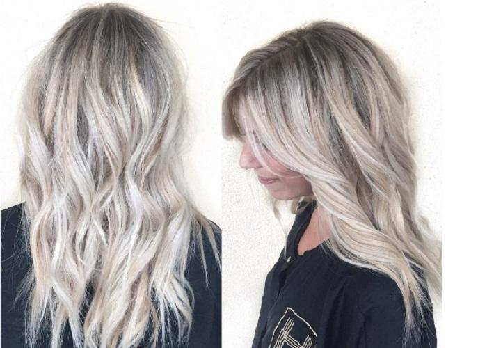 رنگ کردن مو در تابستان با متد جدید