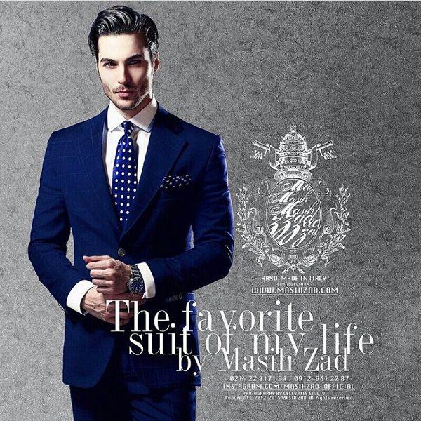 مدل مرد ایرانی اینستاگرام
