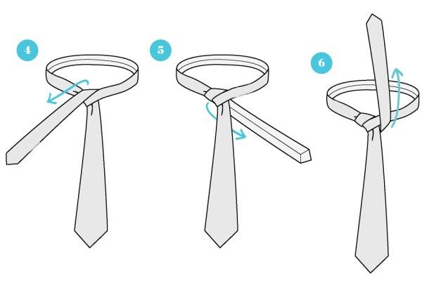 ابتکار در بستن کراوات