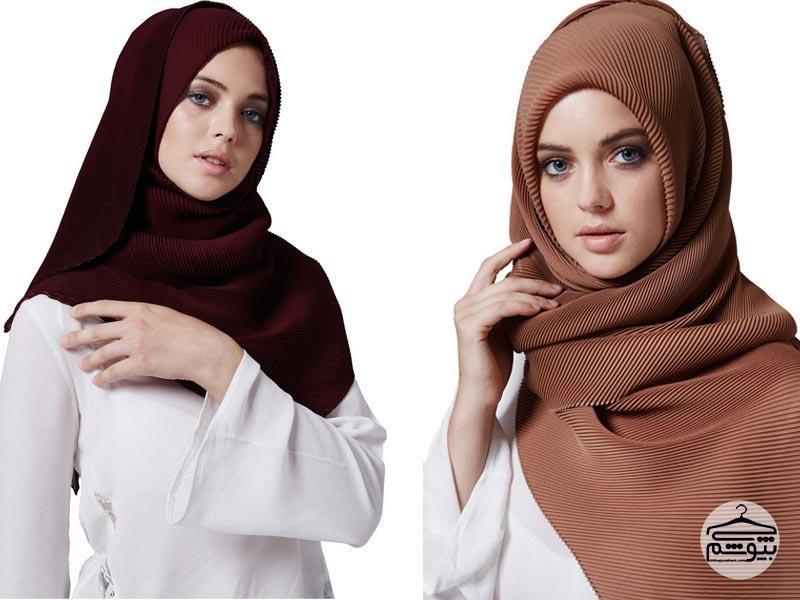 بهترین رنگ مانتو و روسری کدام است؟