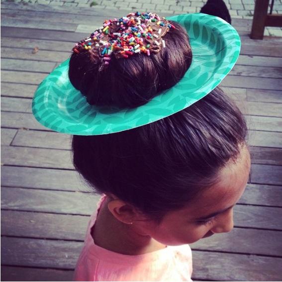 اکسسوری جالبی برای موی کودکان