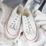 شستن کفش کتانی در ماشین لباسشویی
