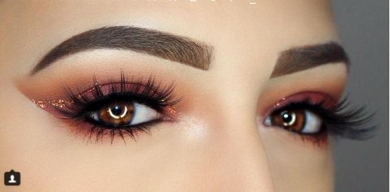 مدل سایه ی چشم جدید برای خانم ها