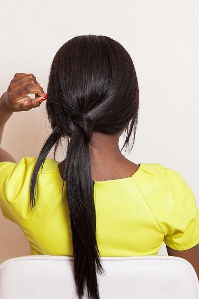 آموزش تصویری بافت مو مدل کبری در 5 دقیقه