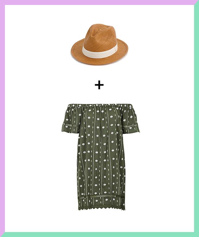 چه کلاهی رو با چه لباس مجلسی ای ست کنم؟