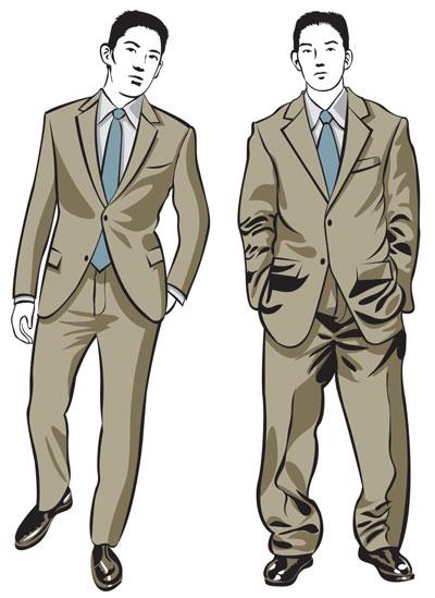 آقایان قد کوتاه چگونه خوشتیپ باشند؟